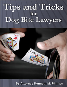 Tips and Tricks for Dog Bite Lawyers
