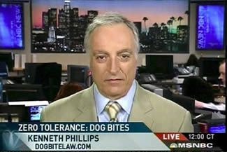 Kenneth Phillips Zero Tolerance