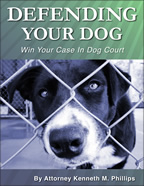 Defending Your Dog 144