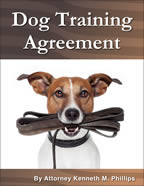 Dog Training Agreement