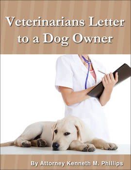 letter from dog to owner