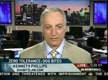 zero tolerance dog bites