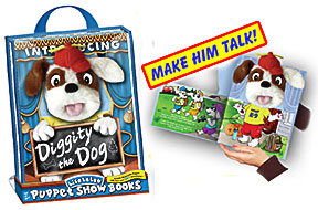 Diggity Dog puppet show